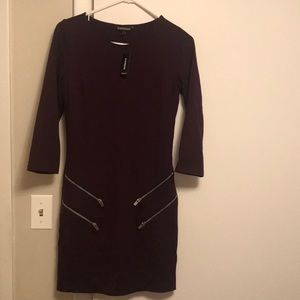 New with tags- Express fitted dress